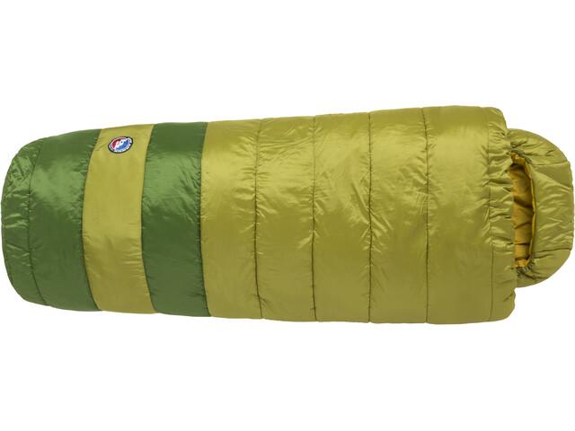 Big Agnes Echo Park 0 Sleeping Bag Wide Long green/olive